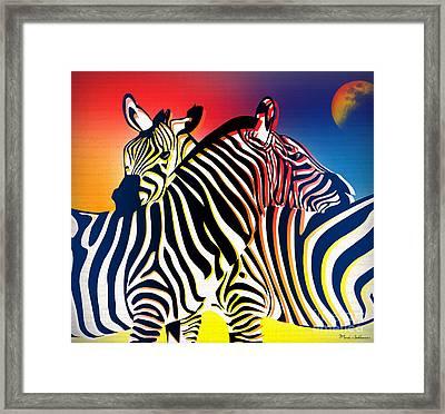 Wild Life 2 Framed Print by Mark Ashkenazi