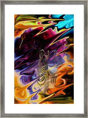Wild Places Framed Print by Aidan Moran