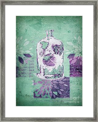 Wild Still Life - 32311b Framed Print by Variance Collections