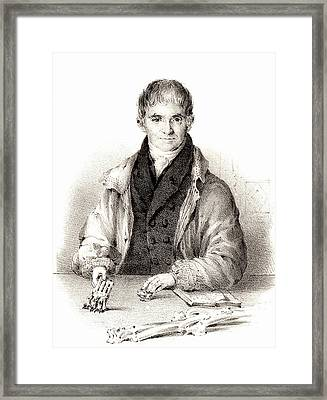 William Beard Framed Print by Universal History Archive/uig