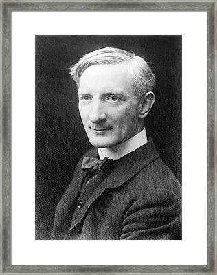 William Beveridge Framed Print by Library Of Congress