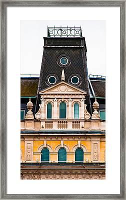 Windows To The Soul Framed Print by Christi Kraft