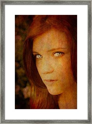 Windows To The Soul Framed Print by Loriental Photography