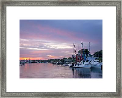 Winds Of Fortune Framed Print by Steve DuPree