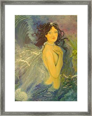 Wings Framed Print by Victoria Maine