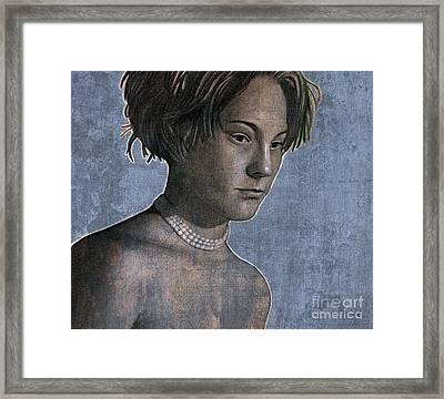 Winter In July Framed Print by Dirk Dzimirsky