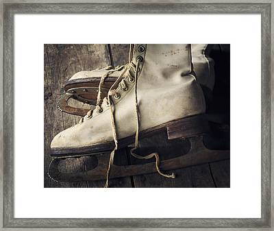 Winter Memories Framed Print by Amy Weiss