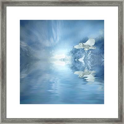 Winter Framed Print by Sharon Lisa Clarke