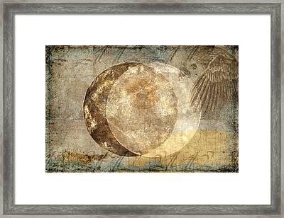 Winter Solstice Framed Print by Carol Leigh