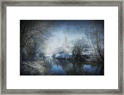 Winter Wonderland Framed Print by Svetlana Sewell