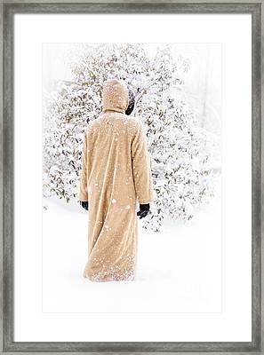 Winter's Tale II Framed Print by Edward Fielding