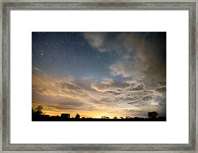 Wish Upon A Star Framed Print by James BO  Insogna