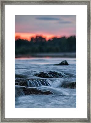 Wish You Are Here Framed Print by Davorin Mance