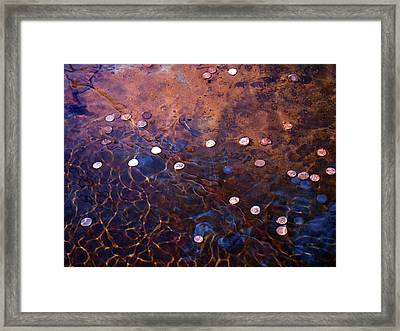 Wishes Framed Print by Rona Black