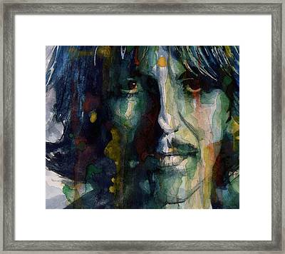 Within You Without You Framed Print by Paul Lovering