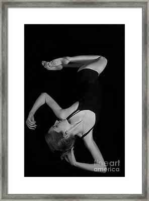Body Framed Print by Jelena Jovanovic