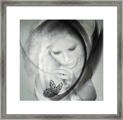 Wonder Framed Print by Gun Legler