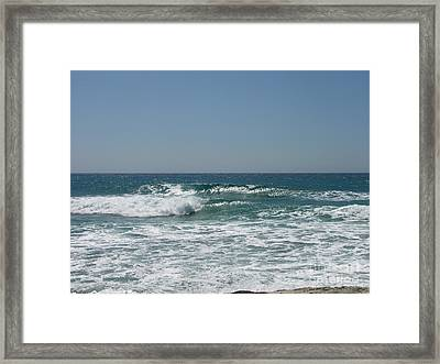 Wonderful Time Framed Print by Adela Kitty