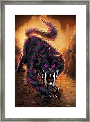 Wonderland 10b Framed Print by Zenescope Entertainment