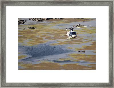 Work Of Art Framed Print by Paul Job