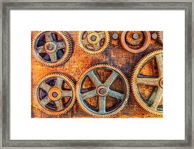 Workshop Framed Print by Alexey Stiop