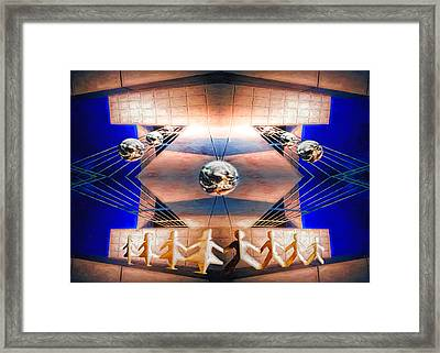 World Factory Framed Print by Bob Orsillo