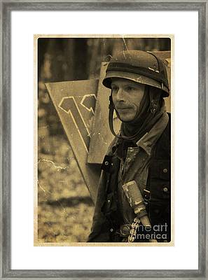 World War 2 142 Framed Print by Christopher Purcell