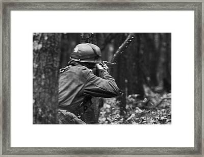 World War 2 191 Framed Print by Christopher Purcell