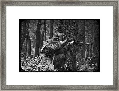 World War 2 194 Framed Print by Christopher Purcell