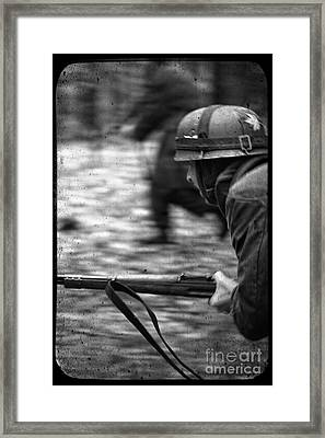 World War 2 200 Framed Print by Christopher Purcell