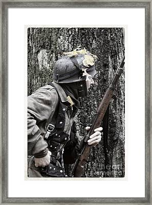 World War 2 251 Framed Print by Christopher Purcell