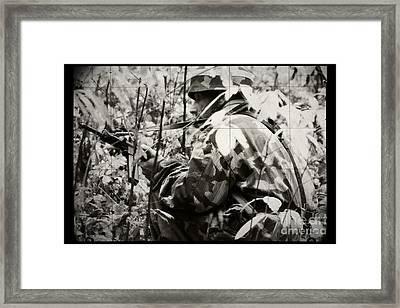 World War 2 270 Framed Print by Christopher Purcell
