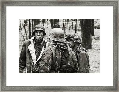 World War 2 281 Framed Print by Christopher Purcell