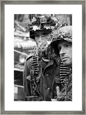World War 2 283 Framed Print by Christopher Purcell