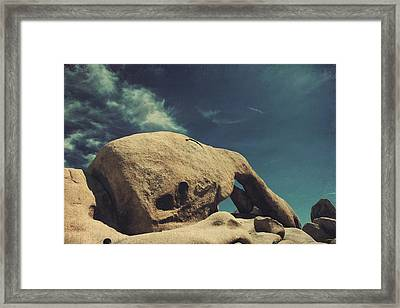 Worlds Away Framed Print by Laurie Search