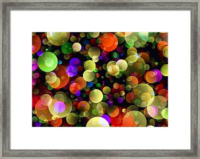 Worlds Without End 1 Framed Print by Daniel Hagerman