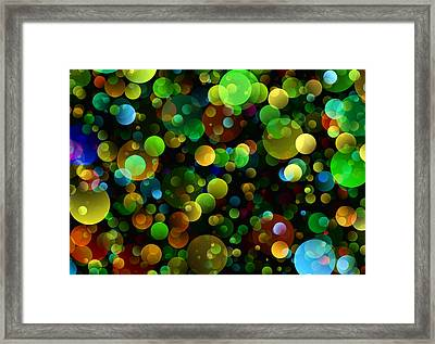 Worlds Without End 3 Framed Print by Daniel Hagerman