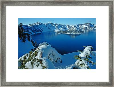 WOW Framed Print by Nick  Boren