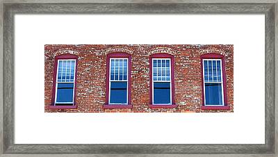 Ybor City 2013 8 Framed Print by David Beebe