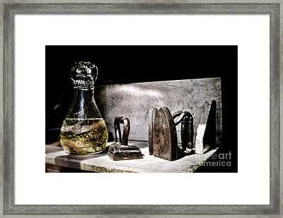 Years Ago Framed Print by Olivier Le Queinec