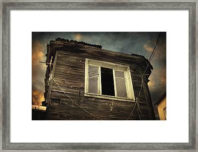 Bedroom Framed Print featuring the photograph Years Of Decay by Taylan Apukovska
