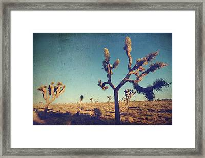 Yes I'm Still Running Framed Print by Laurie Search