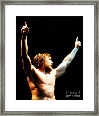 Yes Yes Yes 2 Framed Print by Paul  Wilford