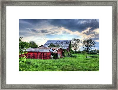 Yesterday 2 Framed Print by JC Findley