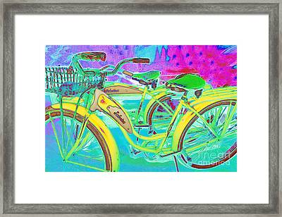 Yesterday It Seemed Life Was So Wonderful 5d25760 M38 Framed Print by Wingsdomain Art and Photography