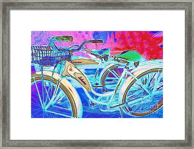 Yesterday It Seemed Life Was So Wonderful 5d25760 Framed Print by Wingsdomain Art and Photography