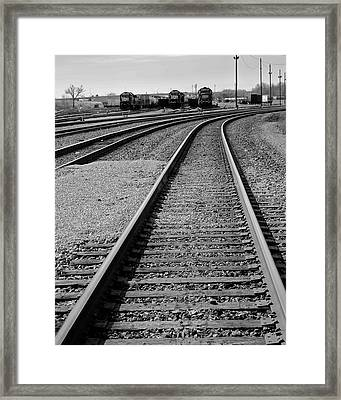 Yesteryear Framed Print by Frozen in Time Fine Art Photography