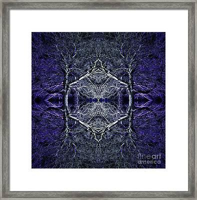 Yggdrasil Framed Print by Tim Gainey