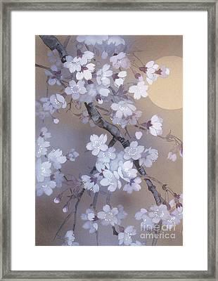 Yoi Crop Framed Print by Haruyo Morita