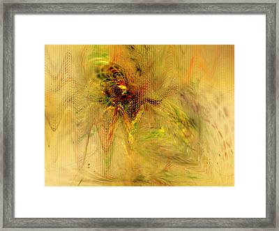 You Are What You Is Framed Print by Jeff Iverson